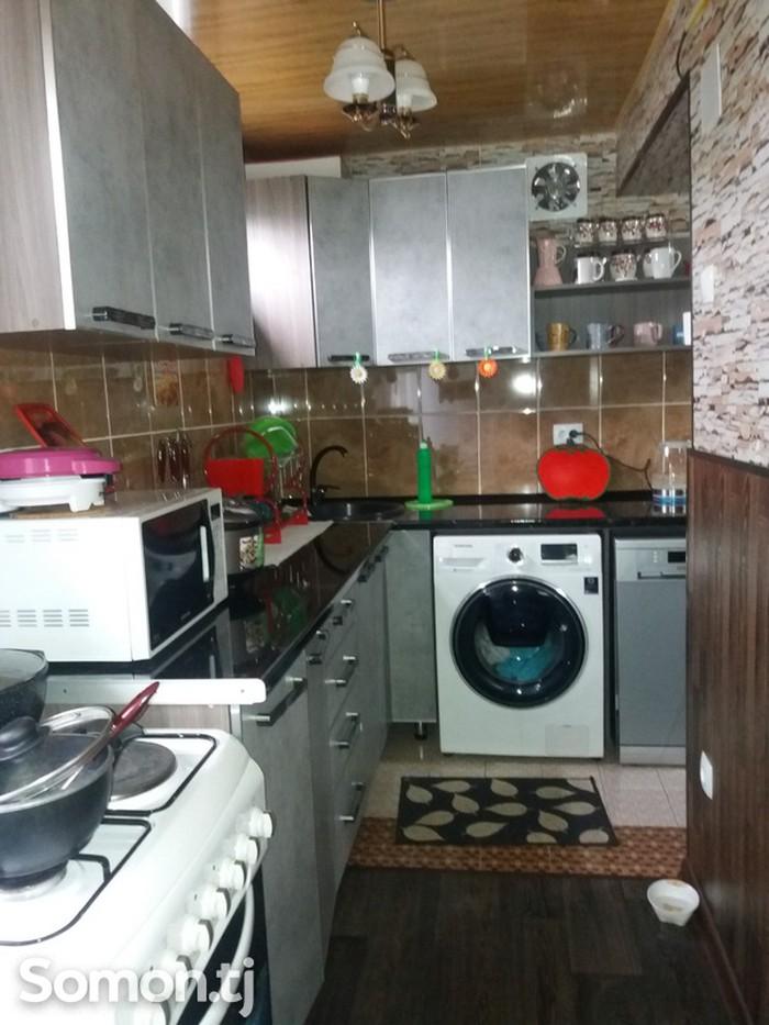 Продается квартира: 5 комнат, 100 кв. м., Душанбе. Photo 4