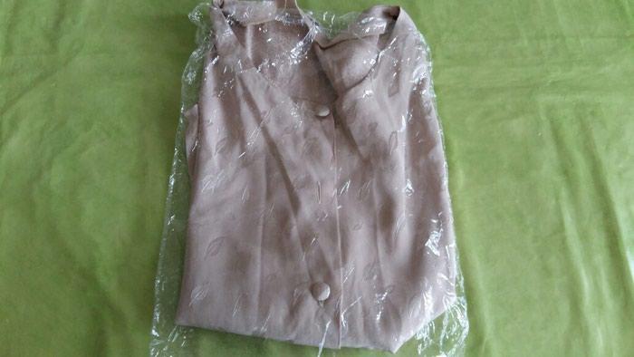 Bluza nova,vel XL,krem boje - Petrovac na Mlavi