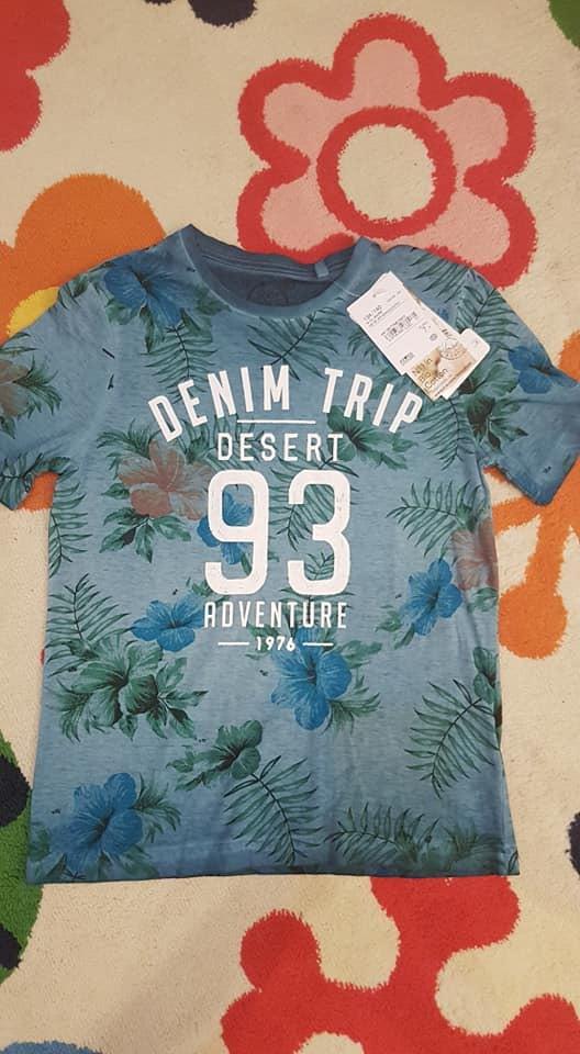 Nove C&A majice sa etiketom