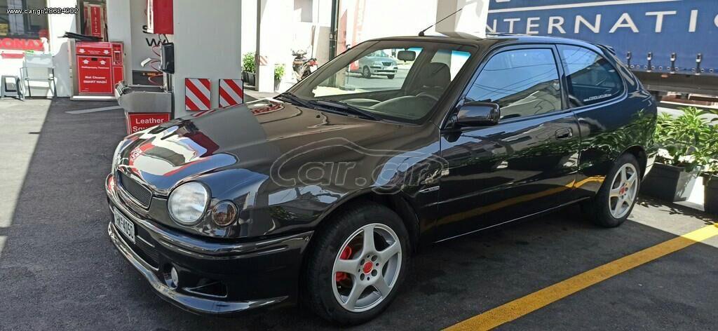 Toyota Corolla 1.6 l. 1998   299 km