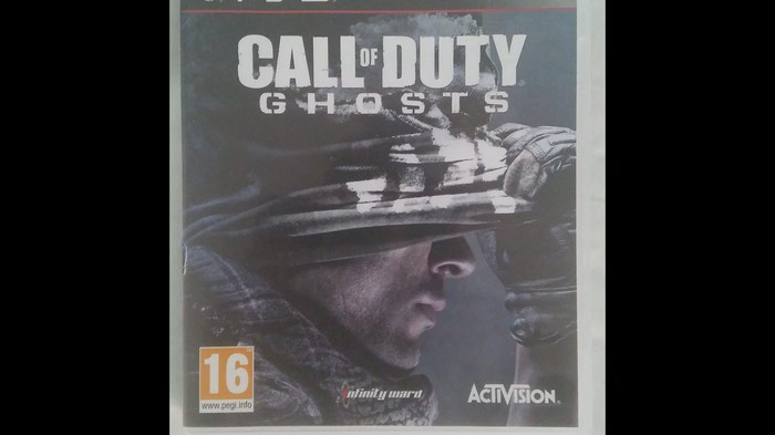 Call of Duty GHOSTS-PS3. Photo 0