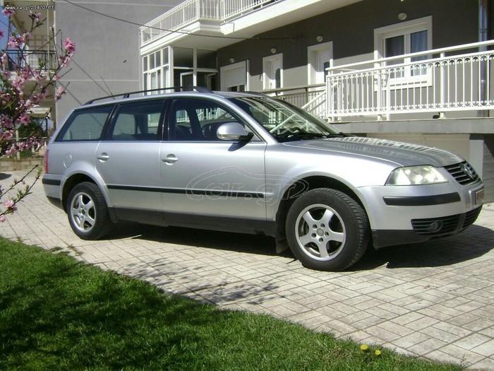 Volkswagen Passat 2004. Photo 0
