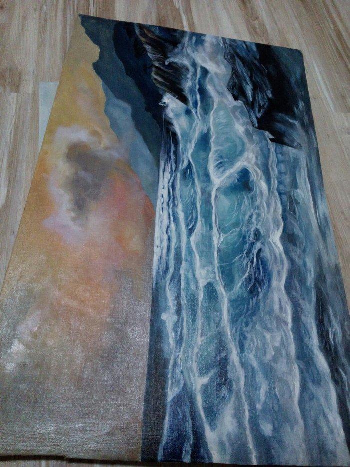 Umetnicke slike, ulje na platnu, prelepi motivi za vas dnevni boravak, - Leskovac