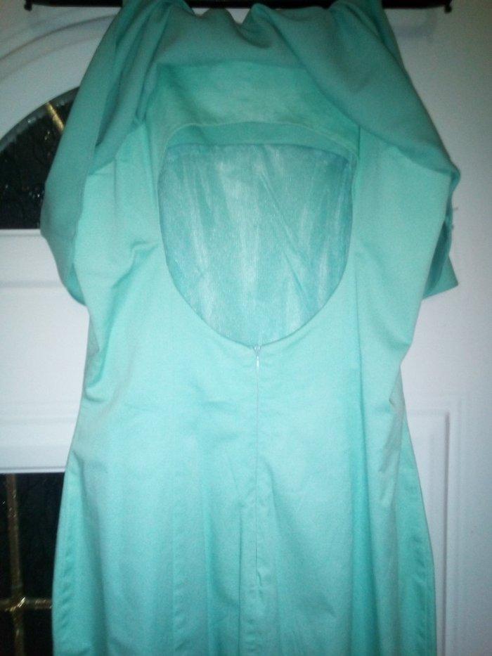ΣΕΒΗ Φορεμα ως το γονατο πολυ κομψο! με ανοιχτη πλατη!!. Photo 2