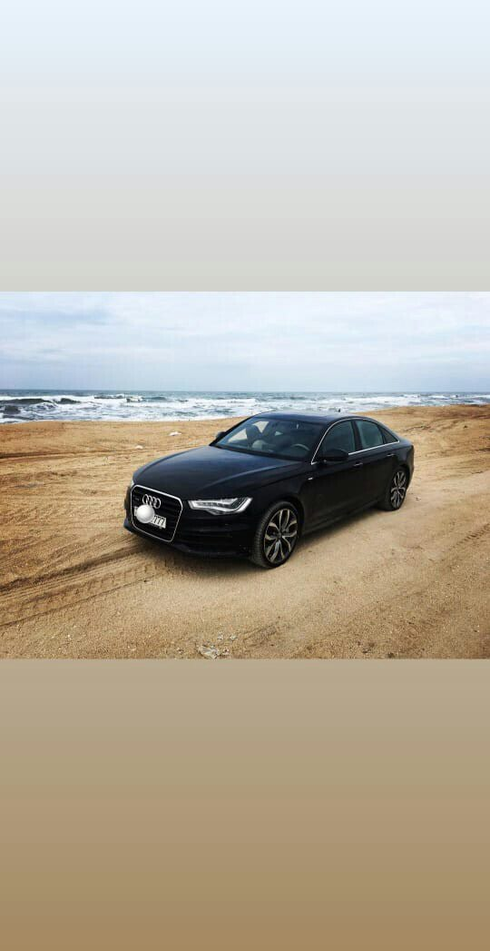 Audi A6 2013. Photo 0