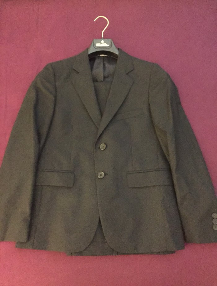 BROOKS BROTHERS COOL WOOL BOYS' SUIT