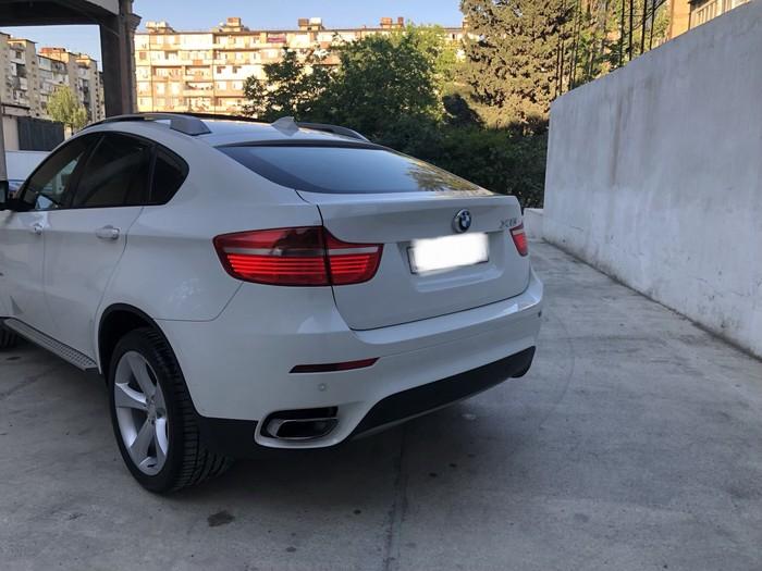 BMW X6 2008. Photo 9