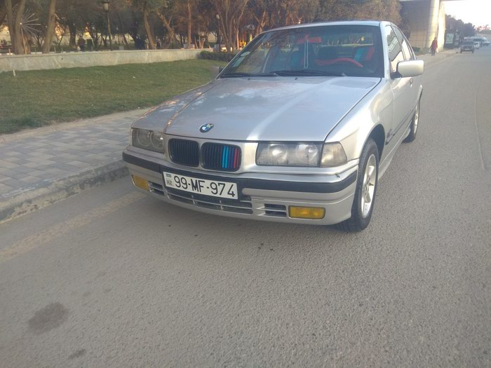 BMW 3 1994. Photo 3
