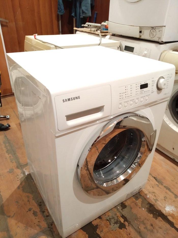 Avtomatik Washing Machine Samsung 7 kg.. Photo 0