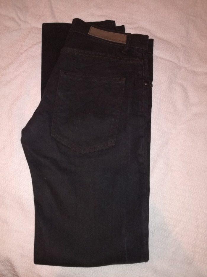 Zara muske farmerke,par puta nosene kao nove,ravne nogavice. Photo 4