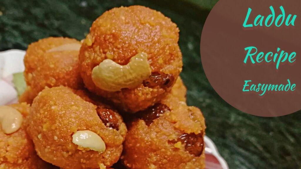 Laddu recipe easymade  https://youtu.be/6vnbyUzgYYU: Laddu recipe easymade  https://youtu.be/6vnbyUzgYYU