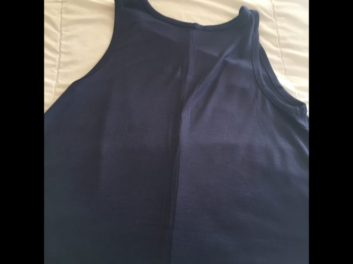 Haljina, obucena jednom kao nova, materijal pamuk. Veličina S