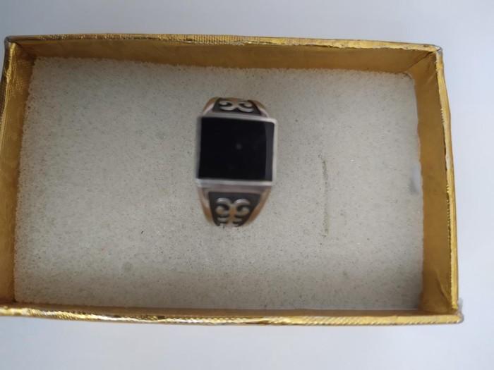 Продается мужс кольцо 925проба новый. Photo 0