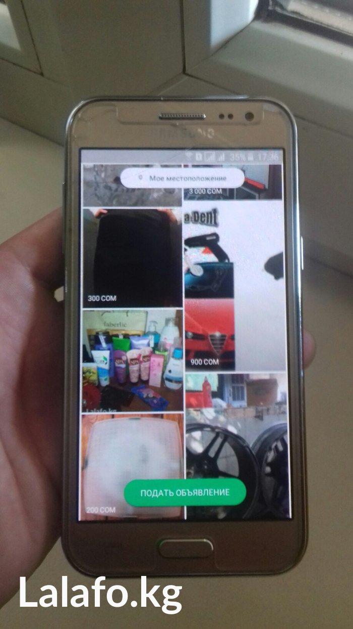Samsung галакси j2 все доки наушники, зарядка. торг уместен. в Бишкек