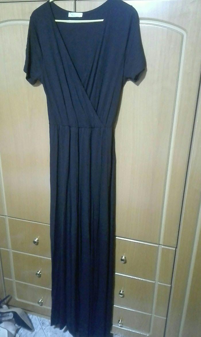 Φόρεμα κάλυπτει μέχρι xlarge με σκίσιμο μαξι σε Λαμία