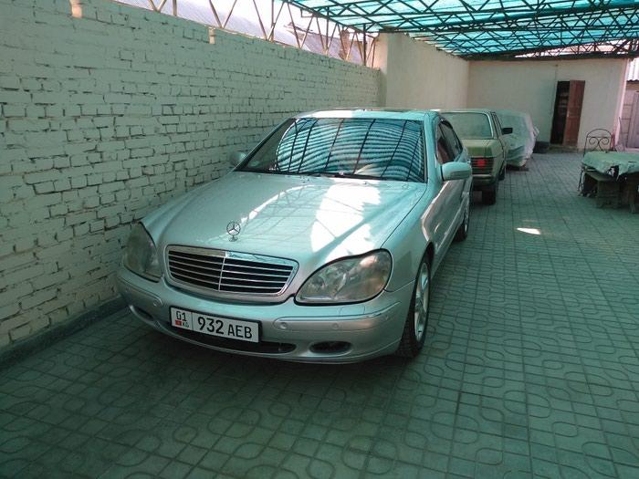 Mercedes-Benz S 430 2002 в Бишкек