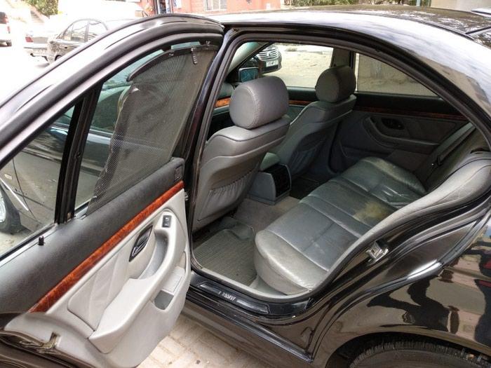 BMW 528 1998. Photo 8