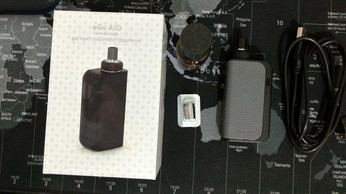 Ηλεκτρονικό τσιγάρο Joyetech eGo AIO Box ( σε Άγιοι Ανάργυροι