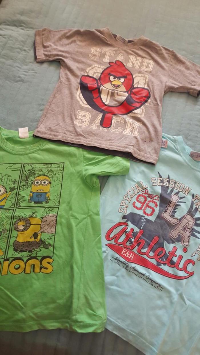 3 majice br.5 - Pozarevac