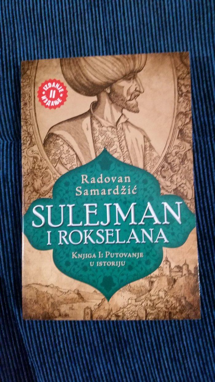 Sulejman i rokselana knjiga i novo - Indija