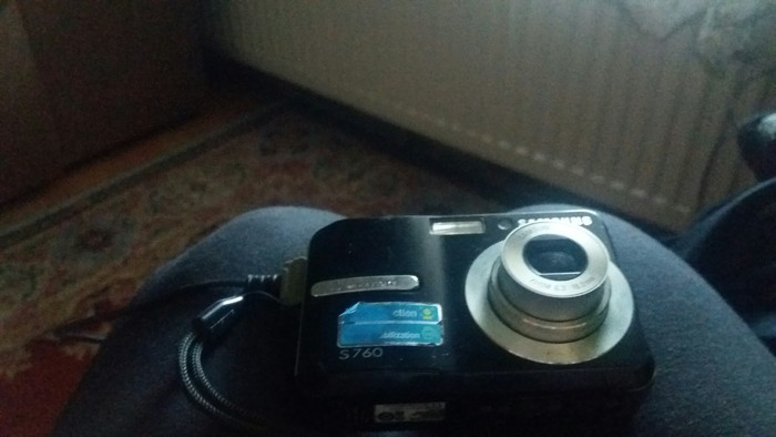 Prodajem parat radi  marka samsug s760,7.2mega pixels. Photo 2