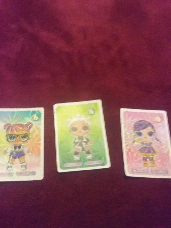 3 σπανιες καρτες lol surprize