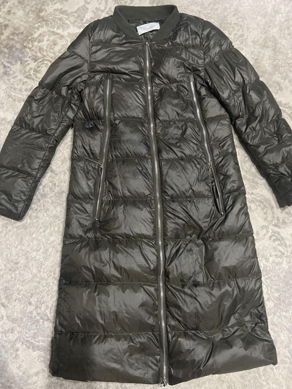 Продаю удлинённую куртку состояние идеал размер xs-s: Продаю удлинённую куртку состояние идеал размер xs-s