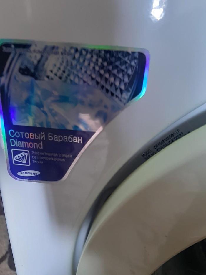 Автоматическая Стиральная Машина Samsung 6 кг.. Photo 3