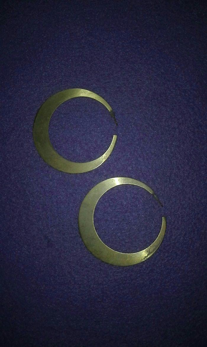 Σκουλαρίκια χρυσά. Photo 0