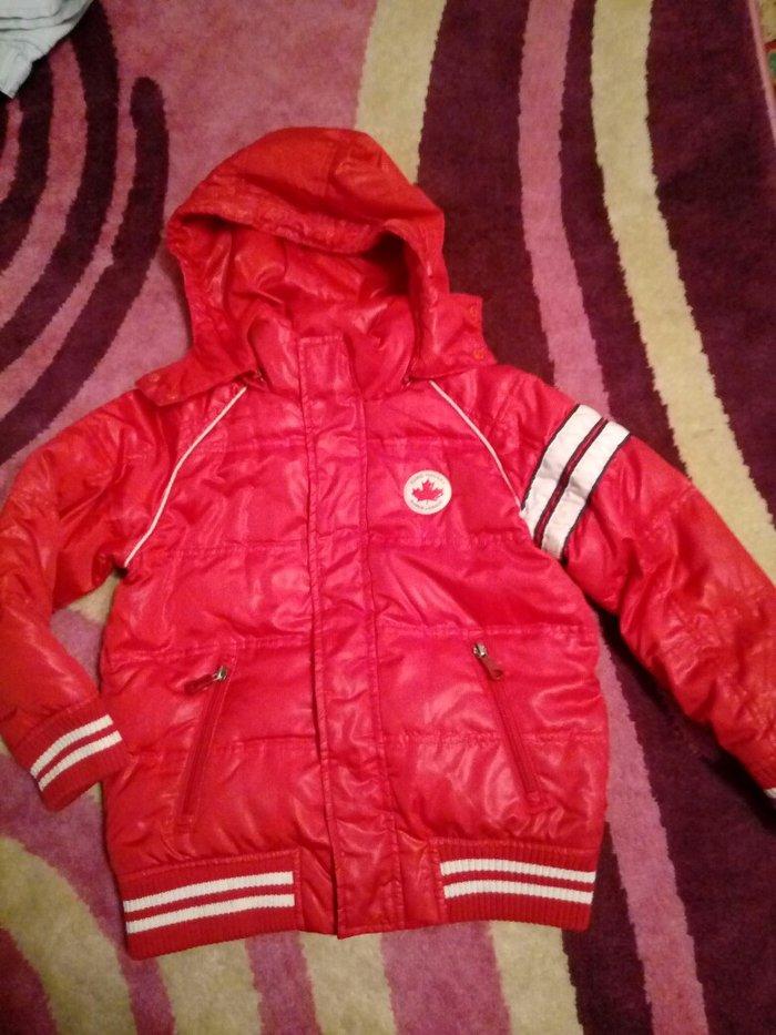 Куртка детская ,б. у. на 5-6 лет в Бишкек