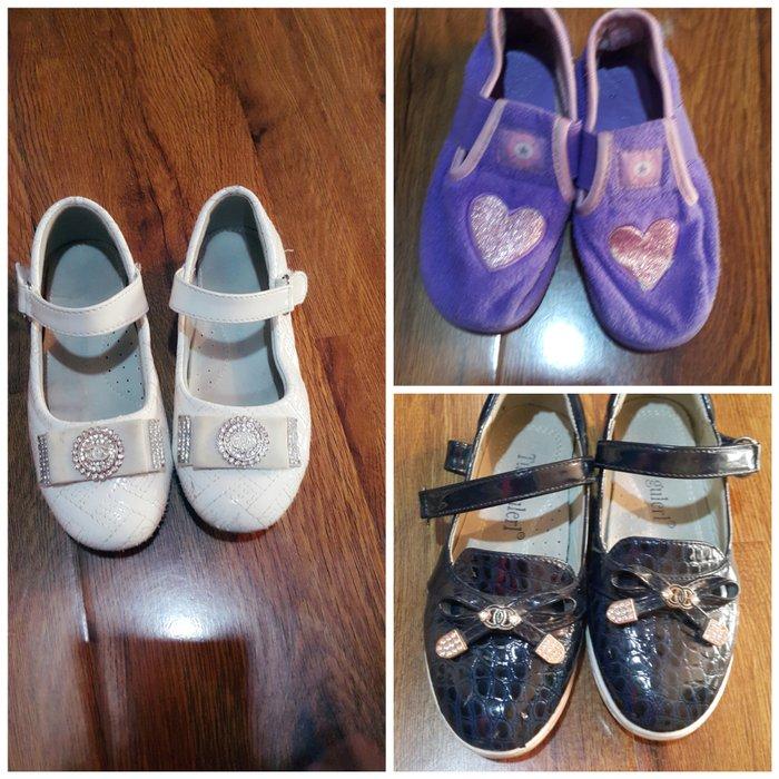 Обувь, туфли для девочки, размер 28-29. На 5 лет.  в Бишкек