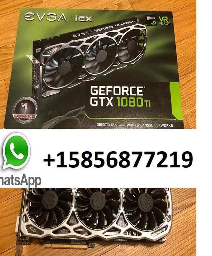 EVGA GeForce GTX 1080 Ti FTW3 GAMING 11GB GDDR5X Video Card σε Αθήνα
