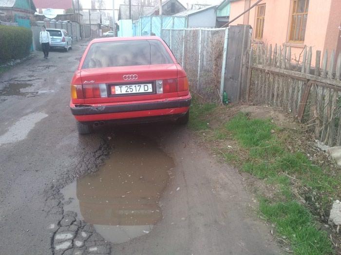 Audi S4 1991. Photo 3