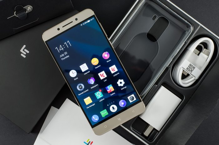 6GB Ram 64GB Rom 5,5in LeEco Le Pro 3 4K Video NFC. Photo 3