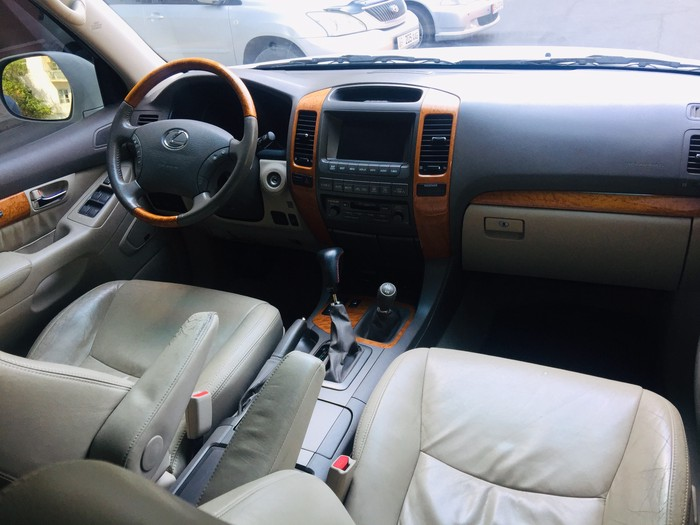 Lexus GX 2005. Photo 4