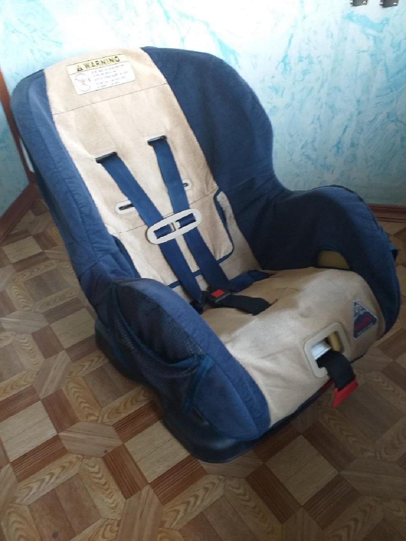 Детское авто сидение. Сделано в США