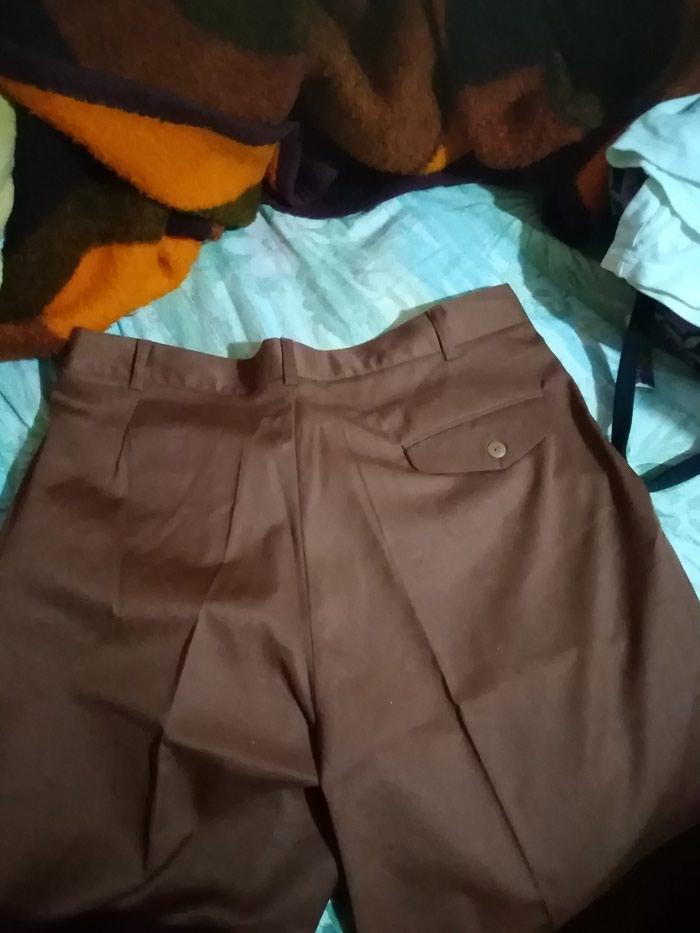 Nove muske pantalone ,prelep materijal. Photo 2
