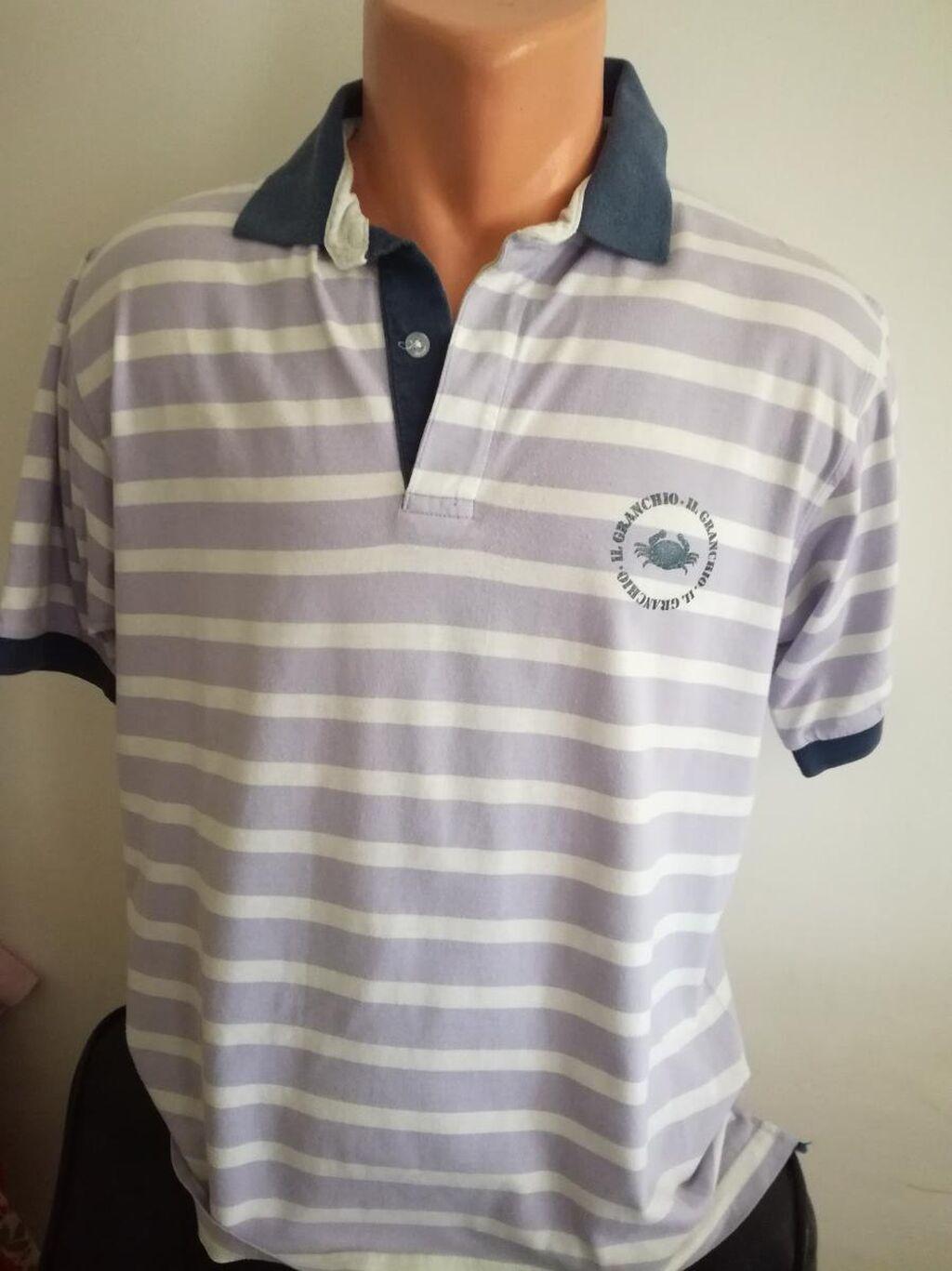 Markirana muška majica vel M  100% cotton