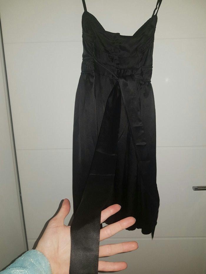 Crna haljina. Photo 1