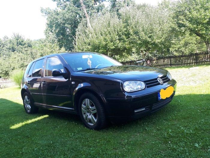 Volkswagen Golf 2002. Photo 1