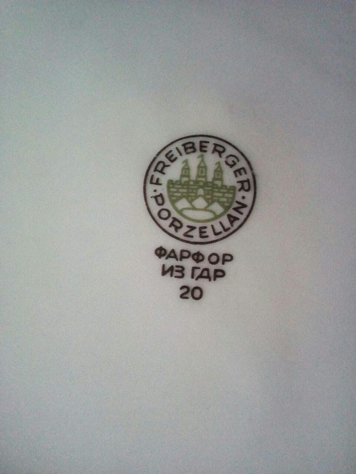 Чайный сервиз гдр, 6 персон. Photo 7