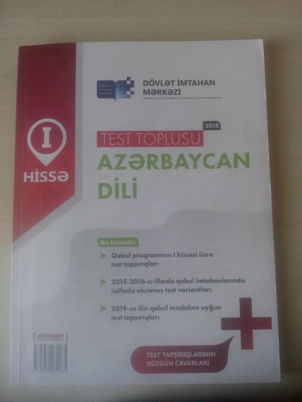 Azerbaycan Dili Test Toplusu 1 Ci Hisse Cavablari Azərbaycan Dili Test Toplusu