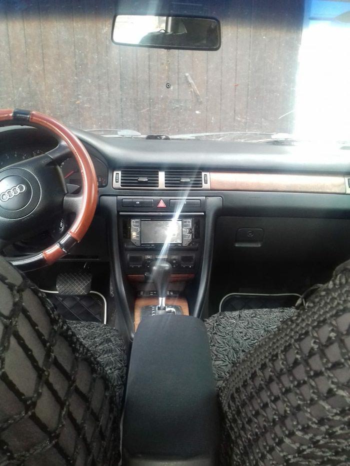 Audi A6 1998. Photo 4