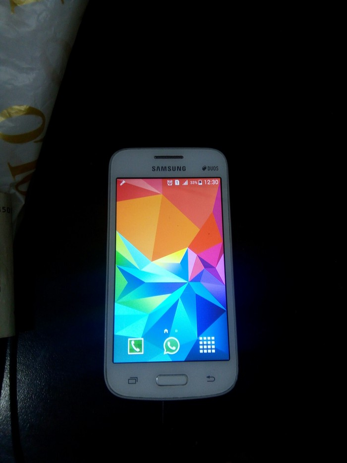 Б/у Samsung E350 Белый. Photo 0