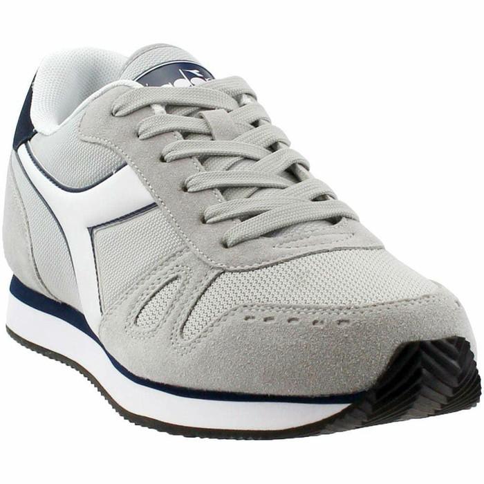 Мужские кроссовки Diadora, летние в сеточку,размеры 42,43