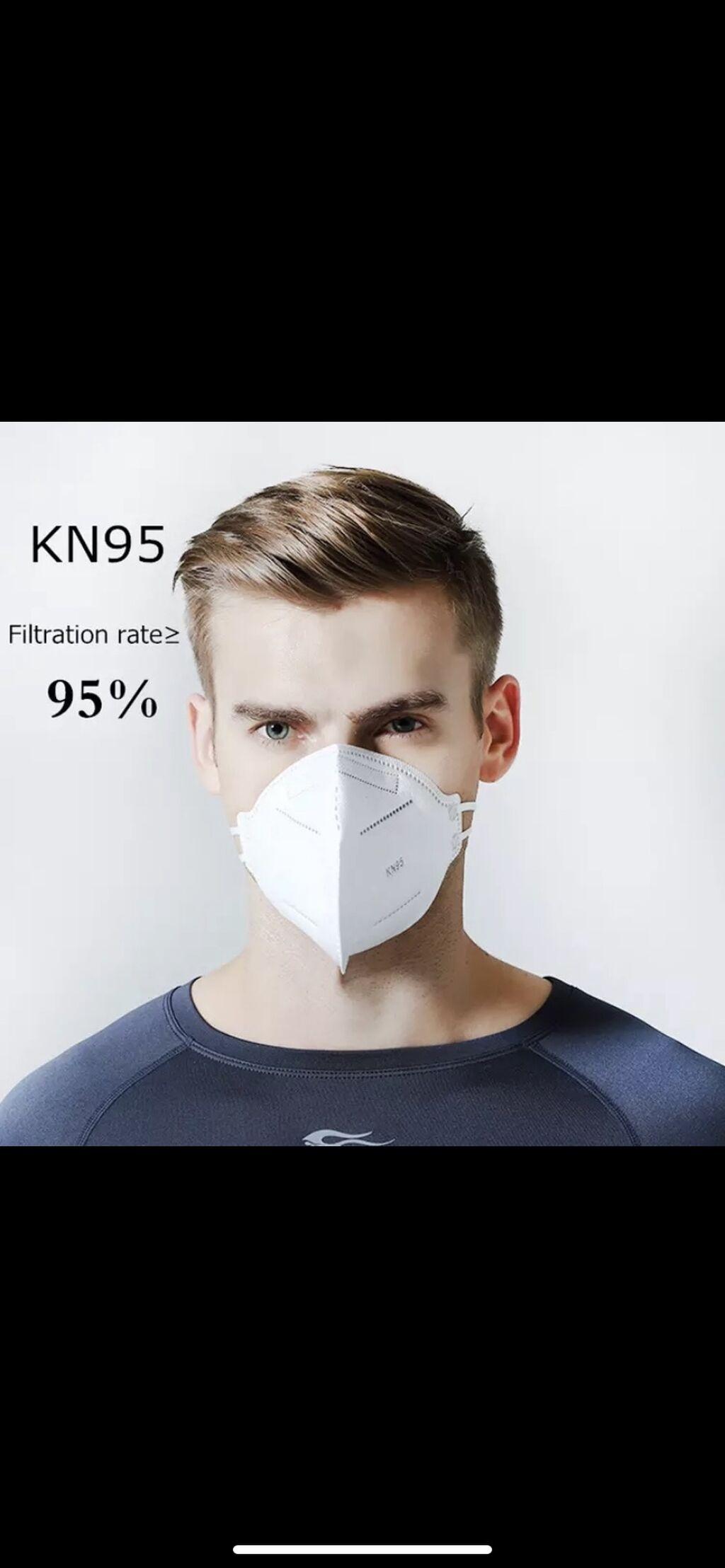 Продаются медицинские НАСТОЯЩИЕ KN95, пролонгированного срока ношения до 7 дней! (стандарт защиты FFP2 ) со всеми разрешительными документами , сертификатами качества!