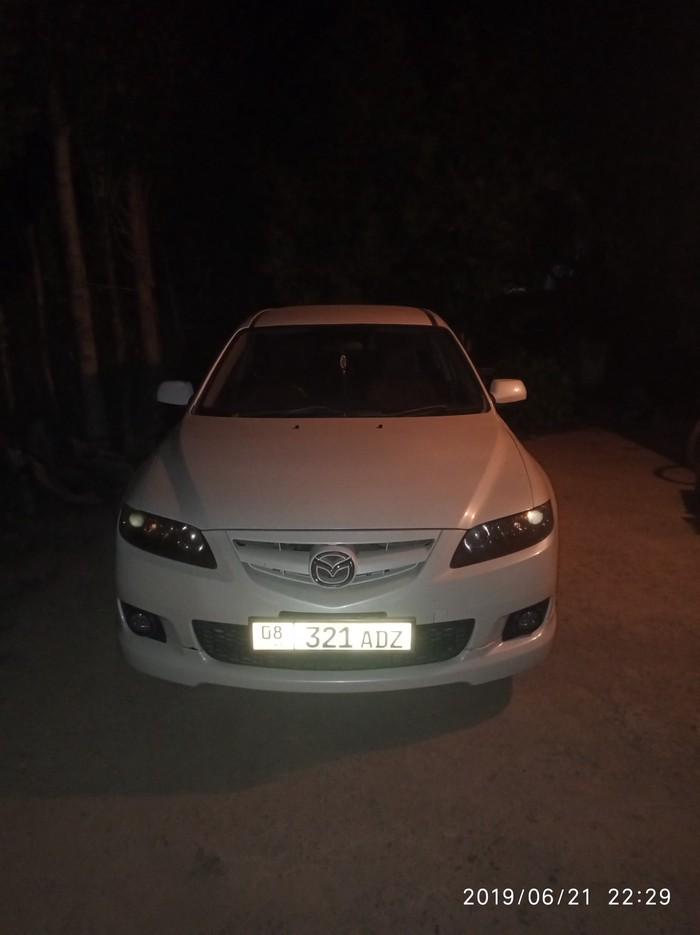 Mazda Atenza 2003. Photo 5