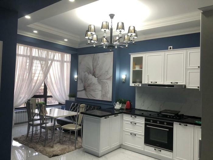 Продается квартира: 3 комнаты, 147 кв. м., Бишкек. Photo 3
