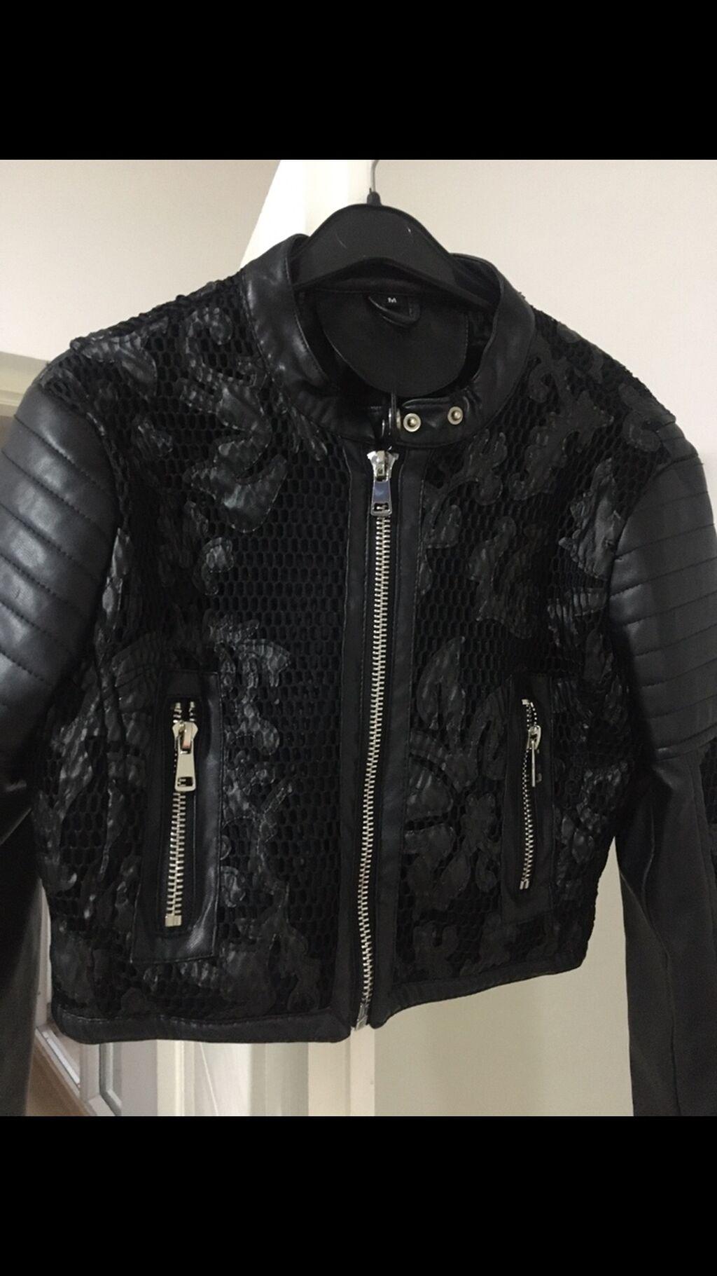 Kozna jakna M velicina