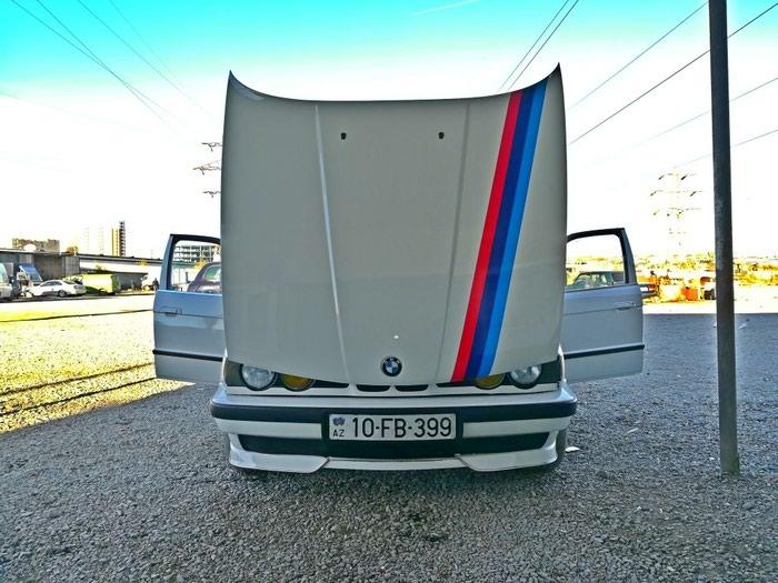 BMW 525 1990. Photo 6